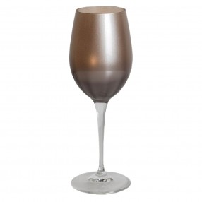Wine goblet dove-grey
